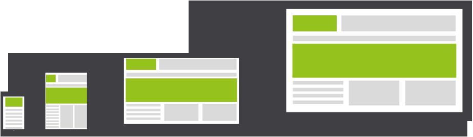 Responsive Webdesign • Webseiten auf mobilen Geräten darstellen